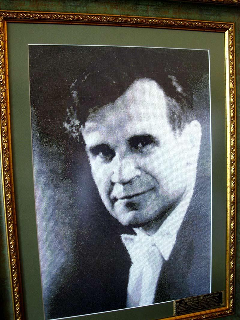 Портрет Павла Муравського. 2016